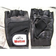 Перчатки для фитнеса MATSA (кожа, неопрен)