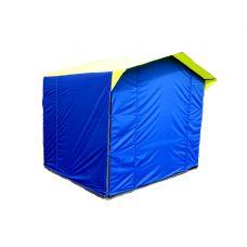 Стенка передняя к палатке 1.5х1.5, с молниями