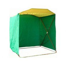 Палатка торговая 1.5х1.5 (кабриолет)