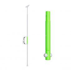 Вставка на стойку Romana Dop10 (6.06.02-21) зелёное яблоко