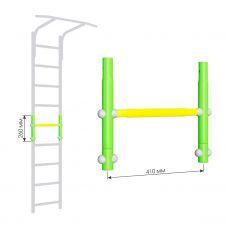 Вставка для увеличения высоты ДСКМ 410 Romana Dop8 (6.06.00) зелёное яблоко/жёлтый