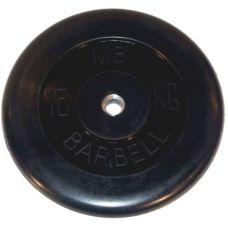 Barbell диски 15 кг 26 мм