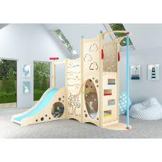 Игровая кровать-чердак IgraGrad 8