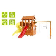 IgraGrad Клубный домик 3 с трубой Luxe