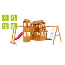 IgraGrad Клубный домик Макси с трубой Luxe