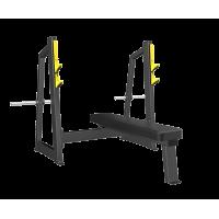 SVENSSON INDUSTRIAL E3043 Matte Black Горизонтальная скамья для жима