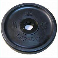Barbell Евро-классик диск 10 кг, 51 мм