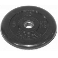 Barbell диски 5 кг 31 мм