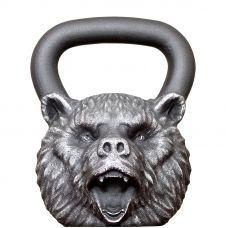 """Гиря """"Медведь"""" 24 кг"""
