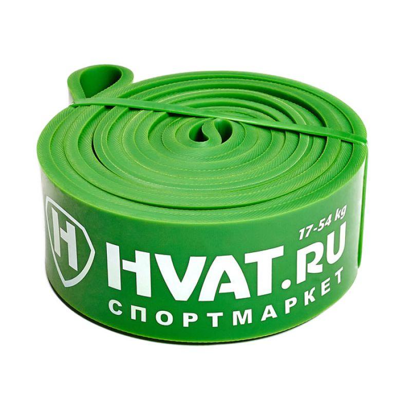 Фотография Зеленая резиновая петля (17-54 кг) 0