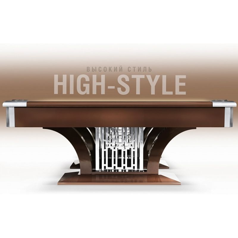 Фотография Бильярдный стол High-Style 6
