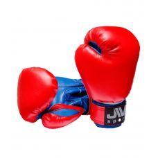 Перчатки боксерские детские Е-036, 4oz, к/з