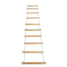 Лестница верёвочная
