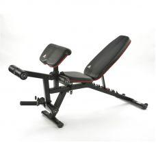 Тренировочная скамья Adidas, черный, арт. ADBE-10238
