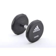 Гантель обрезиненная Adidas 5 кг Арт.ADWT-10321