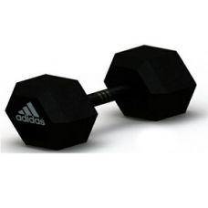 Гантель гексагональная Adidas, 5 кг Арт.ADWT-10341