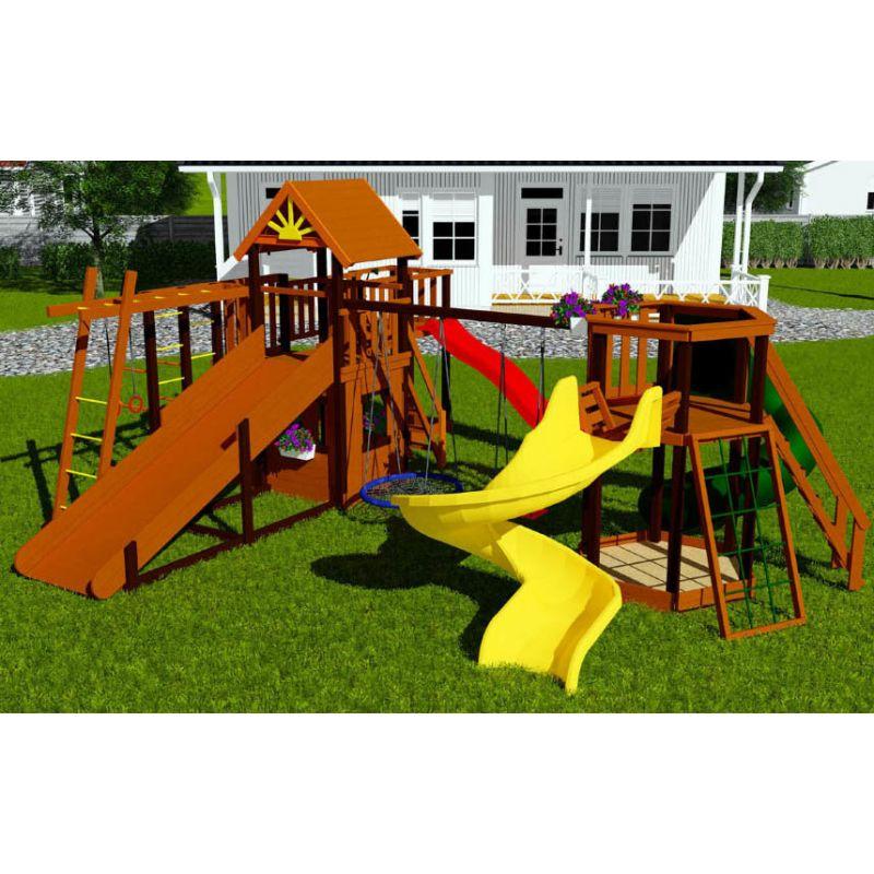 Фотография Детская площадка Марк 8 1