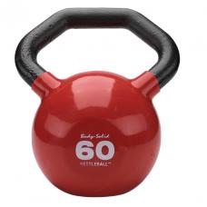 Гиря 27,2 кг (60lb) KETTLEBALL