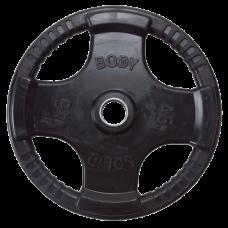 ORT45 Диск обрезиненный 45 фунтов (20,41 кг)